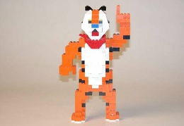 Kelloggs Tony The Tiger 11x6.5x3.5